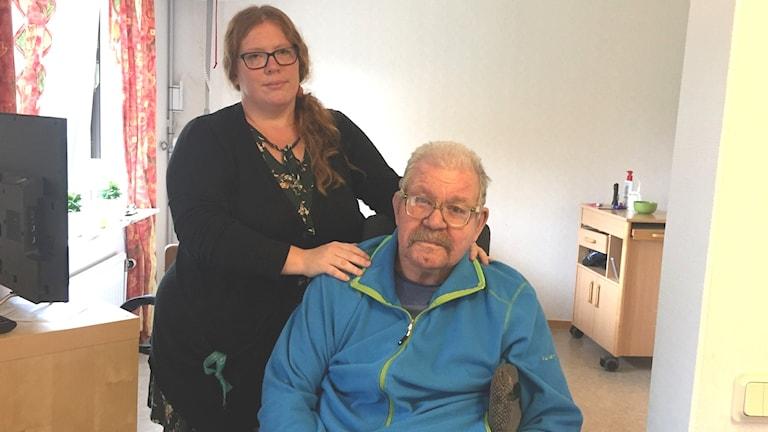 Lena Bergman Bokvist och Stig Bokvist.