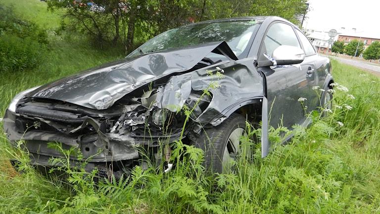 Bil i Karlstads kommun som snart kommer att tas om hand.
