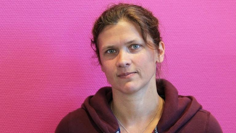 Jenny Nilsson, LRF. Foto: Mats Fagerström/Sveriges Radio
