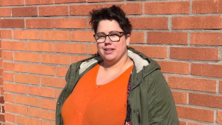 Elisabeth Lindström. Foto: Mats Fagerström/Sveriges Radio.