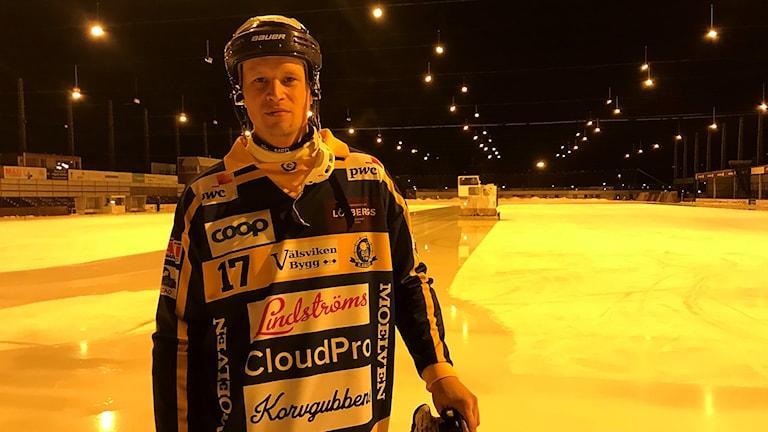 Marcus Elfström och Boltic är fortsatt formstarka. Foto: Daniel Viklund/ Sveriges Radio.