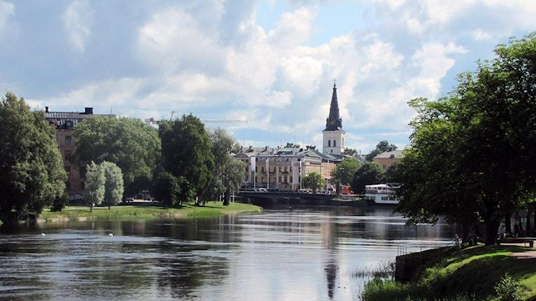 Klarälven. Foto: Isak Olsson/P4 Värmland.