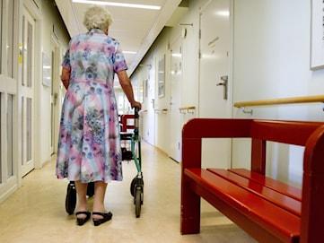 Maritha fick covid-19 på drabbat äldreboende