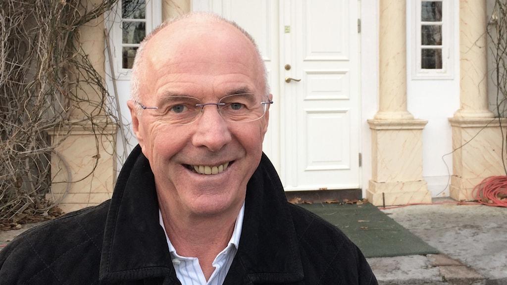 Sven-Göran Eriksson. Foto: Sven Westerdahl/Sveriges Radio.