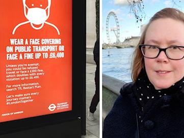 Inreseförbud skapar oro bland svenskar i Storbritannien