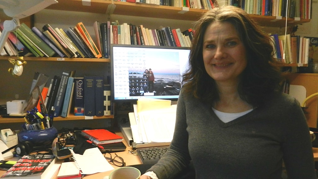 Ann Bergman professor  i arbetsvetenskap vid Karlstads Universitet .