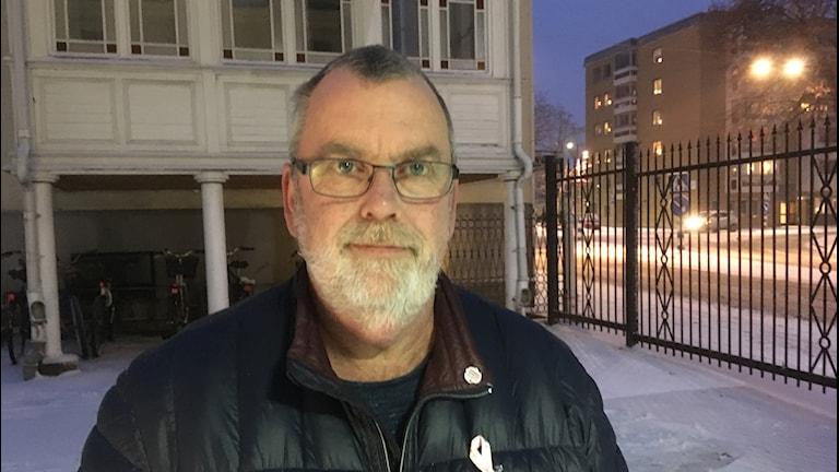 Lars-Ove Jansson (S) ordförande för Arvika Fastighets AB.