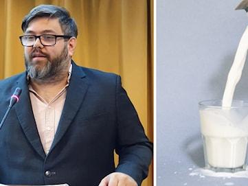 Mjölken tas bort för Karlskogas gymnasister