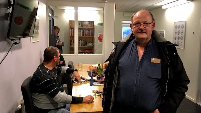Mikael Ladman, ombudsman Transportarbetareförbundet Värmland