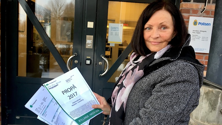Läkare Aino Elfstrand bluffaktura företagsopinion karlstad