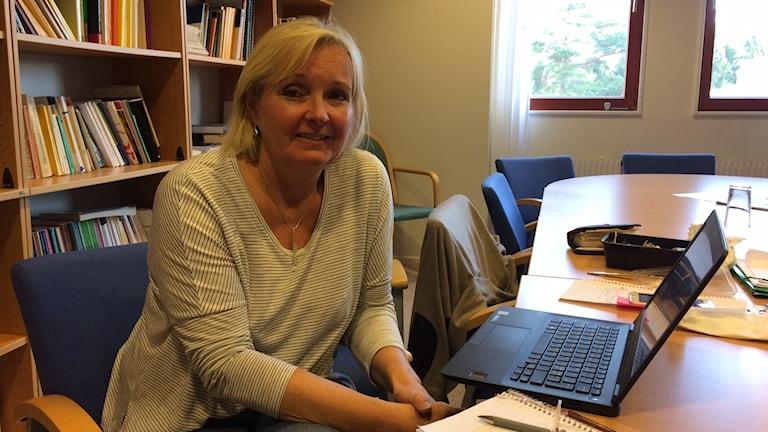 """Clary Krekula är docent i sociologi vid Karlstads Universitet och en av de som kommer att driva forskningen """"Företagande sent i livet""""."""