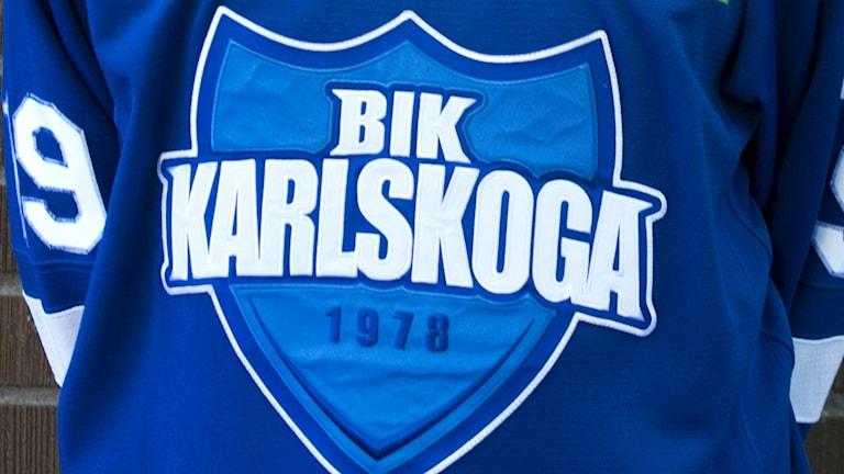 BIK Karlskoga. Foto: Bertil Ericson/TT.