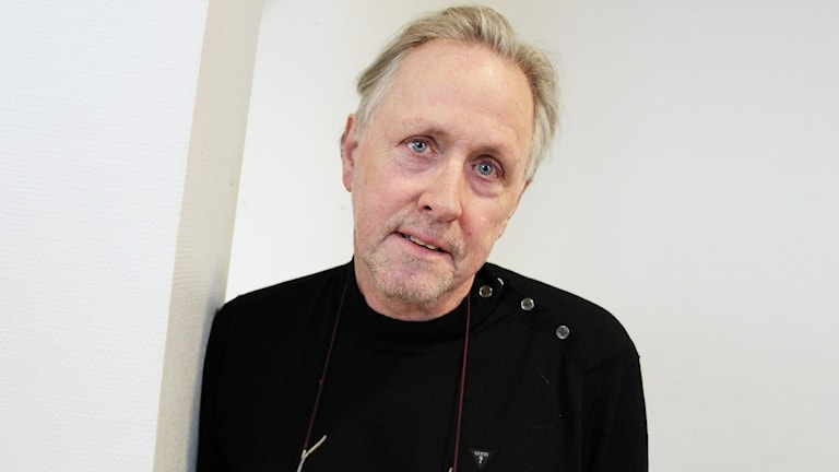 Ole Wiggo Bang. Foto: Lars-Gunnar Olsson/Sveriges Radio.
