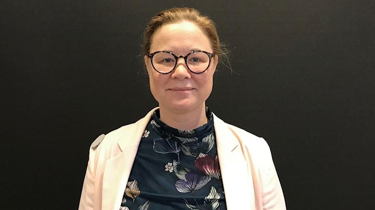 Melinda From. Foto: Mari Stenström/Sveriges Radio.