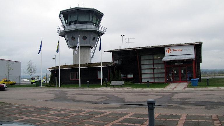 Torsby flygplats