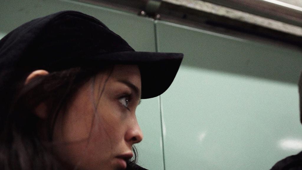 """Emily Norling som gjort dokumentären """"Allt vi äger"""""""