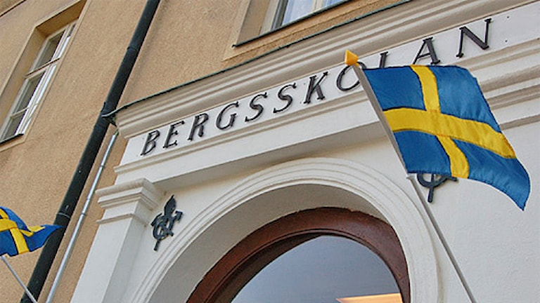 Bergsskolan. Foto: Sveriges Radio.