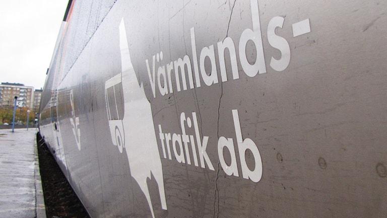 Värmlandstrafik. Foto: Isak OlssonP4 Värmland.