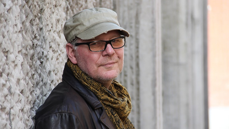 Göran Samuelsson. Foto: Lars-Gunnar Olsson/Sveriges Radio.