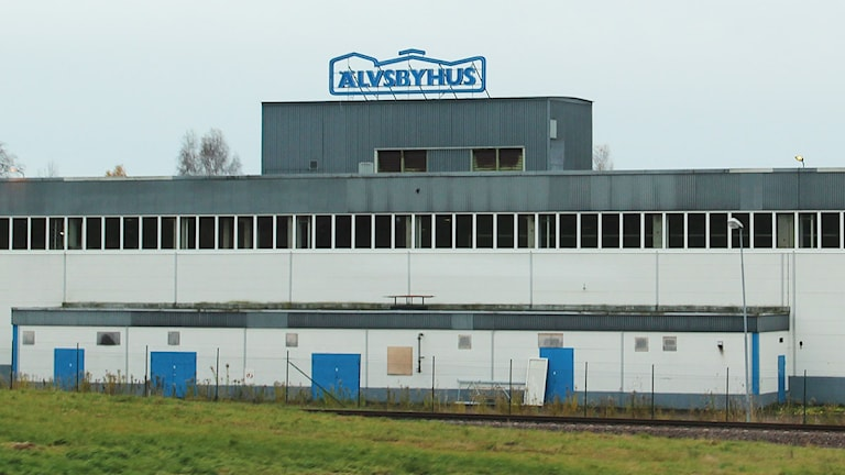 Älvsbyhus i Vålberg. Foto: Isak Olsson/Sveriges Radio.