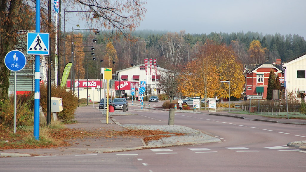 Ekshärad. Foto: Lars-Gunnar Olsson/Sveriges Radio.