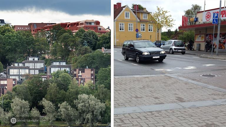 Lidingö kommun och Ljusnarsbergs kommun.