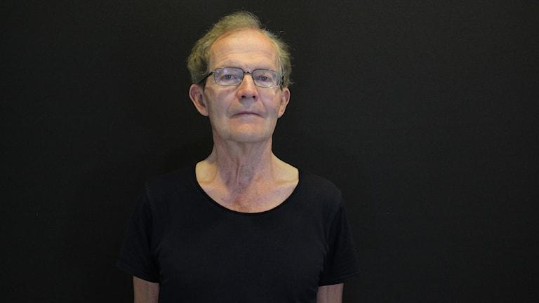 Rolf Ahlzén. Foto: Erik Liljekvist/Sveriges Radio.