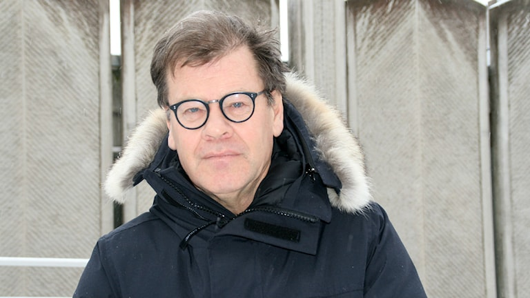 Olle Wik. Foto: Jenni Jansson/Sveriges Radio.