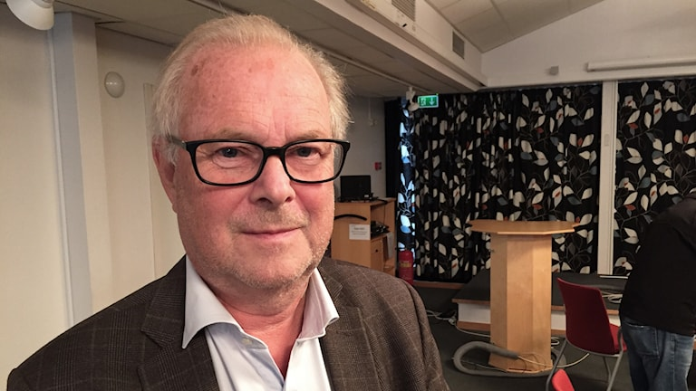 Tomas Riste (S). Foto: Robert Ojala/Sveriges Radio.