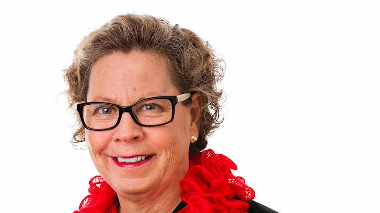 Anne Carlsson. Foto: Reumatikerförbundet.