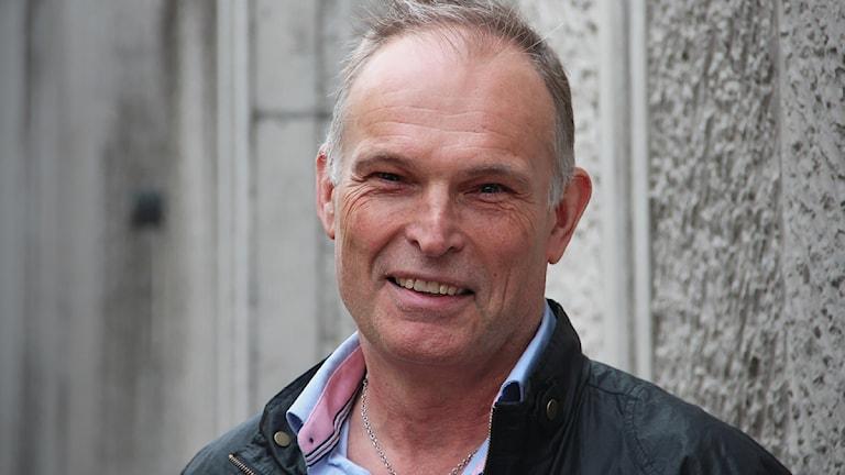 Per Dalebjer. Foto: Lars-Gunnar Olsson/Sveriges Radio.