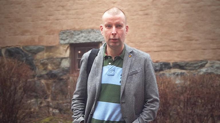 Johan Sjövall. Foto: Privat.