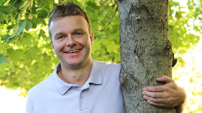 Johan Birgersson, Konsertansvarig Musikhögskolan Ingesund. Foto: Lars-Gunnar Olsson/Sveriges Radio.