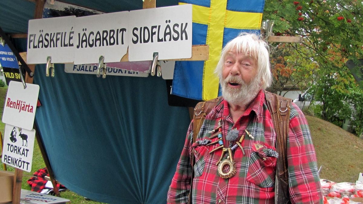 Vildhasse Bengtsson. Foto: Lennart Nordenstein.