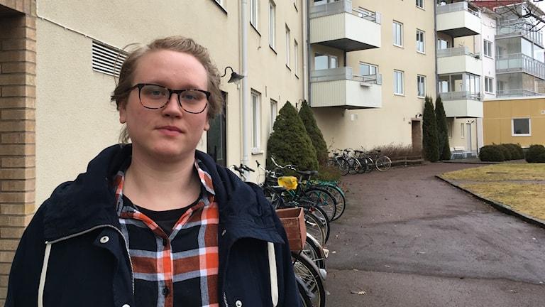Elisabeth Björk- Foto: Annika Ström/Sveriges Radio.