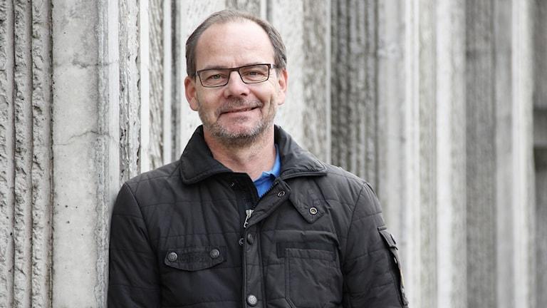 Tommy Ernerudh. Foto: Lars-Gunnar Olsson/Sveriges Radio.
