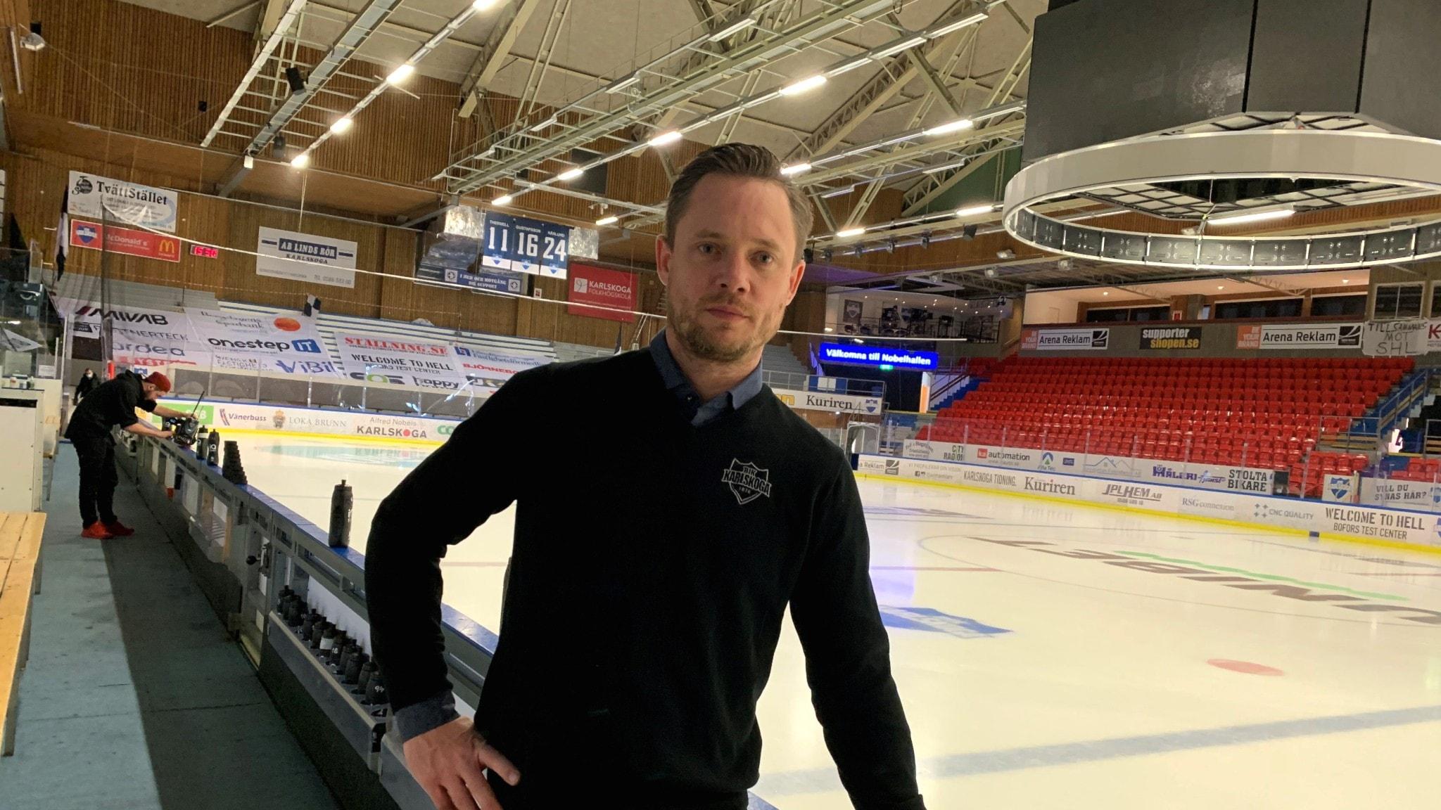Sjunde avgörande matchen för BIK Karlskoga