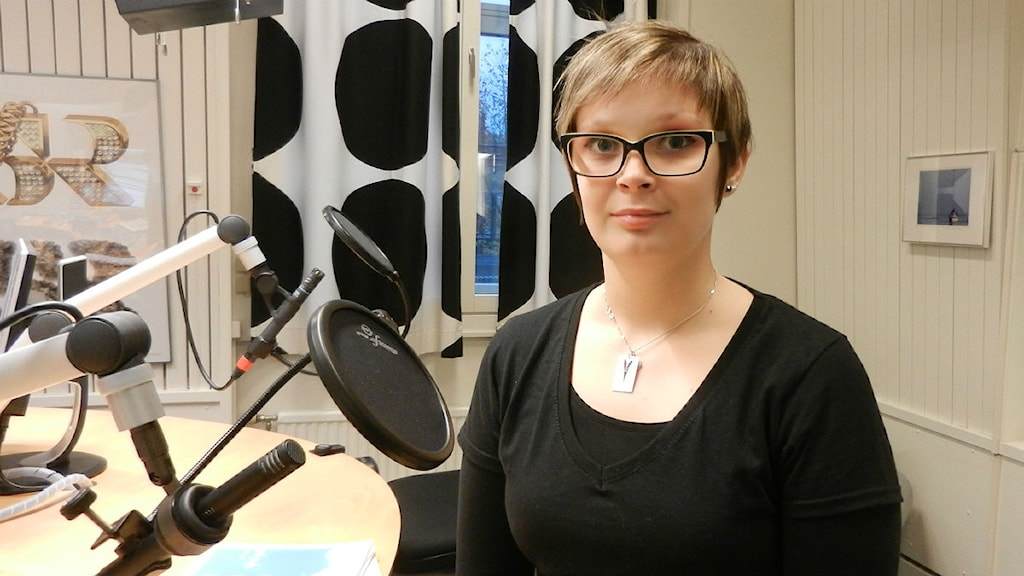 Joanna Halvardsson. Foto: Hedvig Nilsson