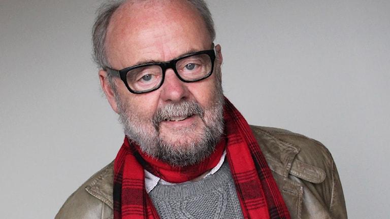 Professor emeritus Bengt Starrin. Foto: Lars-Gunnar Olsson/Sveriges Radio.