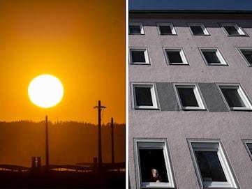 Ökat antal anmälningar om höga lägenhetstemperaturer