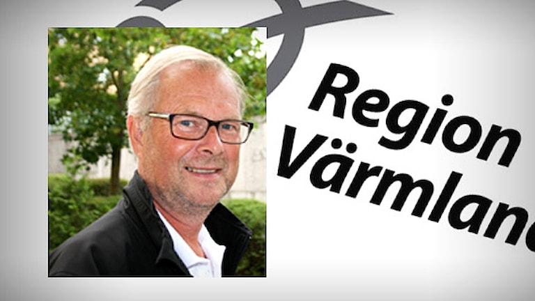 Tomas Riste (S). Foto: Sveriges Radio.