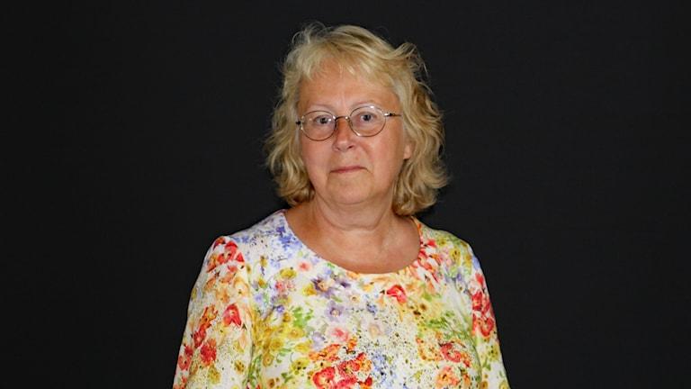 Isabel Persson. Foto Örjan Bengtzing/Sveriges Radio.