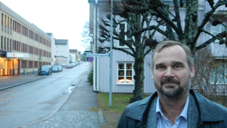 Per Gruvberger Foto: SR Värmland