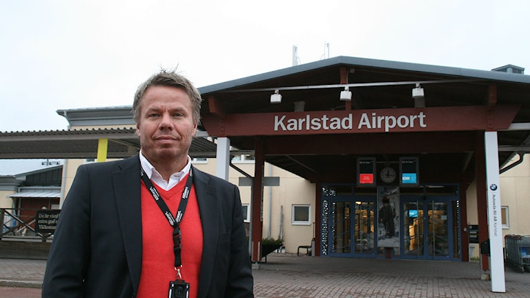 Peter Landmark. Foto: Magnus Hermansson/Sveriges Radio.