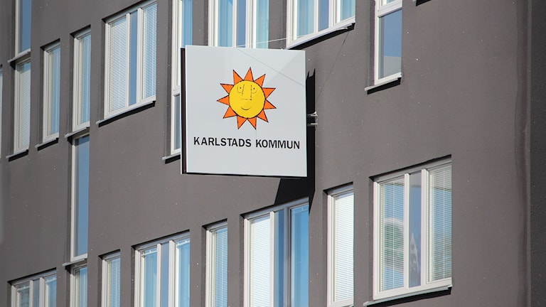 Karlstads kommun. Foto: Lars-Gunnar Olsson/Sveriges Radio.