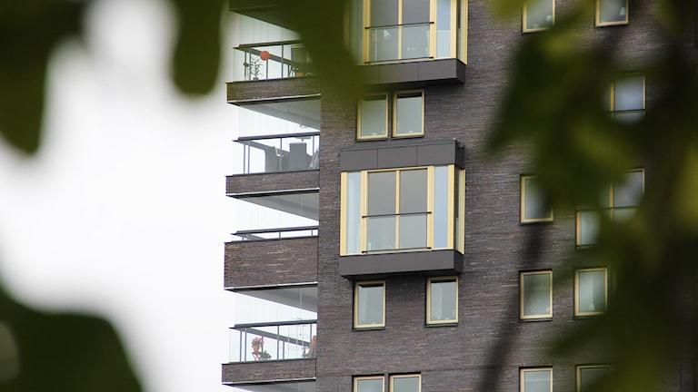 Bryggudden i Karlstad. Foto: Lars-Gunnar Olsson/Sveriges Radio.