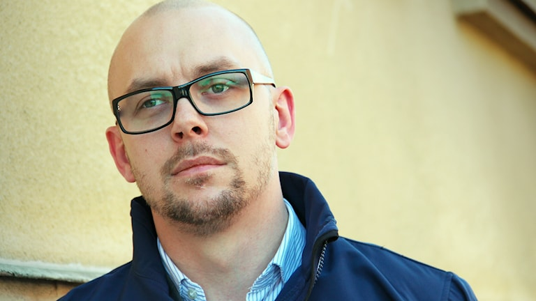 Peter Sundin. Foto: Lars-Gunnar Olsson/Sveriges Radio.