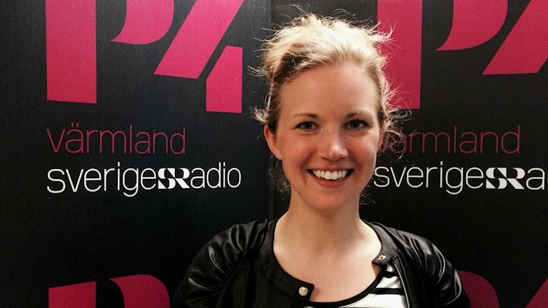 Miriam Walfridsson och Anders Grøndal kommer till start - trots allt. Foto: Malin Björk/Sveriges Radio.