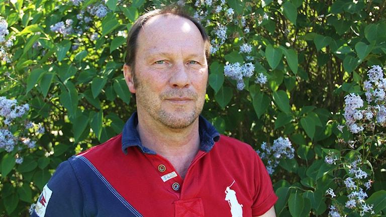 Hans-Gunnar Storm. Foto: Lars-Gunnar Olsson/Sveriges Radio.
