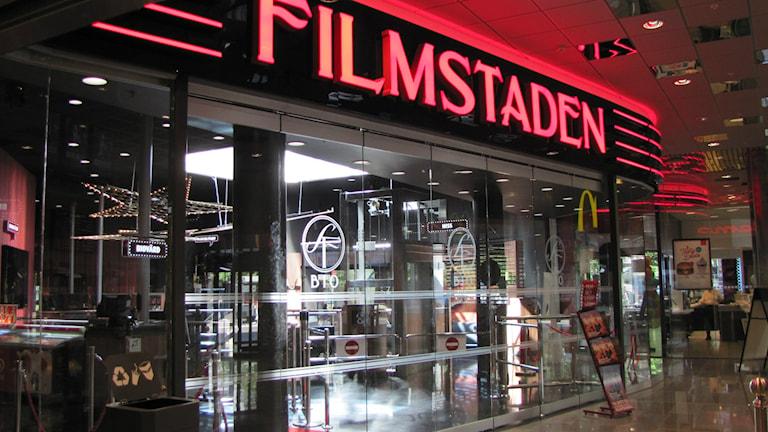Biografen Filmstaden i Karlstad. Foto: Carol Atallah/Sveriges Radio.